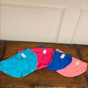 4 Jessica Simpson Panties